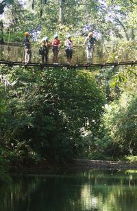 6 in 1 Tour: Rainforest Adventures Costa Rica