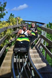 Rainforest Adventures Jamaica Mystic Mountain Bobsled Tour