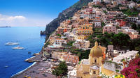 Small-Group Amalfi Coast Cruise from Capri with Limoncello