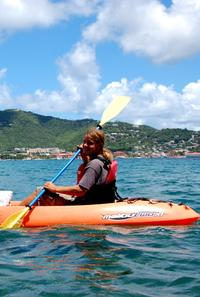 Hassel Island Kayak, Hike and Snorkel Tour