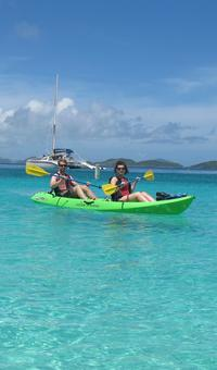 Henley Cay Adventure Tour in St John