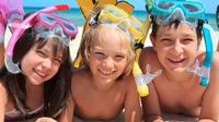 Snorkel Gear Rental in St Thomas