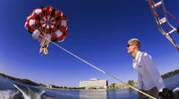 Tandem Parasailing at Disneys Contemporary Resort