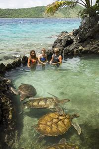 St Thomas Shore Excursion: Coral World Ocean Park General Admission Ticket