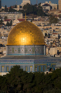 Christmas Eve in Israel: Jerusalem Sightseeing Tour with Dinner and Midnight Mass Viewing in Bethlehem