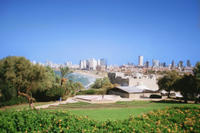 Private Tour: Old Port of Jaffa, Tel Aviv City and Nalagaat Center