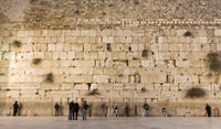 Private Tour: Western Wall Tunnel and Old City Wall Promenade in Jerusalem