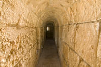 Private Tour: Western Wall Tunnel and Old City Wall Promenade in Jerusalem with Tel Aviv Transport