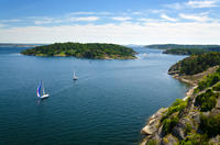 Helicopter Tour over Stockholm and the archipelago