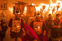 6-Day 'Up Helly Aa Fire Festival' Experience in the Shetland Islands from Edinburgh