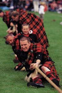 Scottish Highland Games Day Trip from Edinburgh