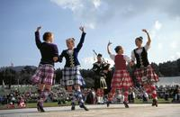 Viagem diurna de Edimburgo para os Scottish Highland Games