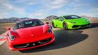 Exotic Car Driving Experience Package in Las Vegas