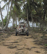 Punta Cana Full-Day Dune Buggy Adventure to Lemon Lagoon Bay