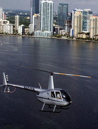 Miami Helicopter Tour