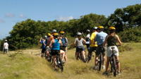Biking Round The Nevis Island