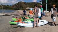 Kayak and Snorkel Tour in Nevis
