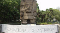 Mexico City Half-Day Tour with Museum of Anthropology