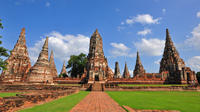 Full-Day Private Ayutthaya and Bang Pa-In Summer Palace from Bangkok