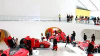 Combo Ticket: Ferrari Museum and Casa Enzo Ferrari Museum
