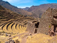 Sacred Valley, Pisac and Ollantaytambo Full-Day Tour from Cusco*