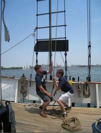 Statue of Liberty Tall Ship Sailing Cruise