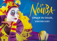 La Nouba at Walt Disney World Resort