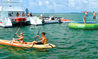 Landausflug in Key West: Ultimatives Express-Wasserabenteuer