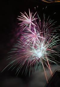 Fireworks Air Tour Over Orlando's Theme Parks