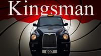 James Bond 007, The  Kingsman, plus Spies and Villains Black Taxi Tour