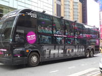 THE TOUR New York City patrocinado por THE RIDE