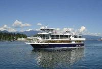New Year's Eve Dinner Cruise through Vancouver Harbor