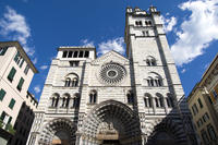 Genoa Shore Excursion: Genoa Independent Sightseeing Experience with Private Driver