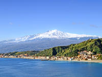 Taormina Shore Excursion: Taormina and Mt Etna Day Trip