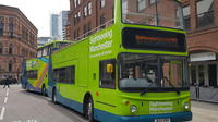 Manchester Hop-On Hop-Off Bus Sightseeing Tour