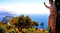 Sorrento Coast, Capri and Anacapri Exclusive Tour with Blue Grotto Option