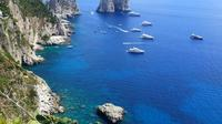 Sorrento Coast, Capri and Anacapri Exclusive Tour with Limoncello Tasting