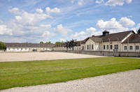 Munich City Tour and Dachau Concentration Camp Memorial Site Day Trip from Frankfurt