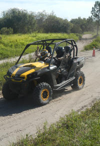 Dune Buggy Off-Road Experience