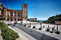 Montserrat Monastery and Museum Access with Audio Guide