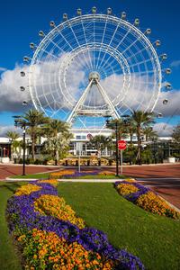 The Coca-Cola Orlando Eye Admission