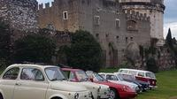 Classic Car Tour of Rome and Ostia seaside, including Light Lunch and Guide