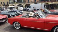 Full Day Tour of San Gimignano in Classic Spider from Florence in full day