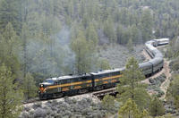 Grand Canyon Railroad Excursion*