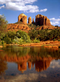 Grand Canyon via Sedona and Navajo Reservation*
