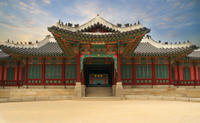 Changdeokgung Palace*