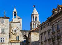 Split Shore Excursion: Diocletian Palace and Trogir Tour