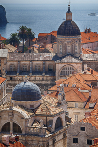 Explore beautiful Dubrovnik Old Town, a UNESCO-listed site*