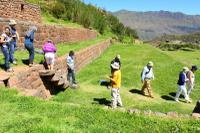 Half-Day Tour of Tipon, Piquillacta and Andahuaylillas from Cusco*