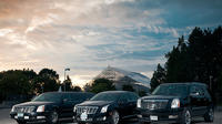 Private Transport from Vancouver Airport (YVR) to Burnaby Private Car Transfers